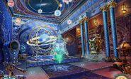 Sq astronomy room