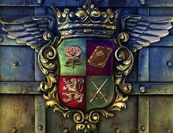 Sky Kingdom Emblem