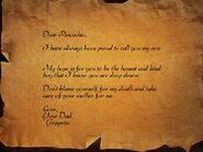 Geppetto pinocchio note