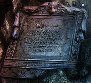 Fl skeleton key plaque