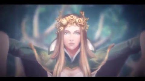 Dark Parables Swan Princess and the Dire Tree teaser