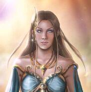 Sea goddess placated