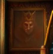 King portrait video