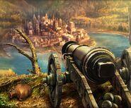 Boy cannon