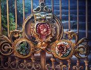 Ivyrose pumpkin lock