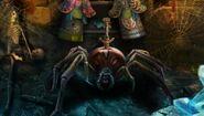 Chi spider stab