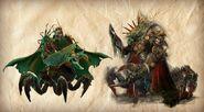 Lm king monster concept
