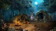 Gretel campsite