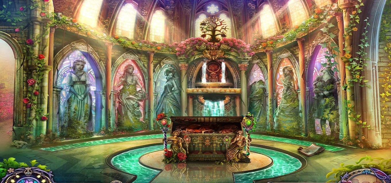 Guardian temple