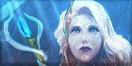 Sea goddess painting kb