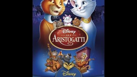 Gli Aristogatti - Tutti quanti voglion fare jazz - cover