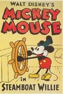 Steamboat Willie ('28)