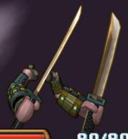 Samurai Arm II