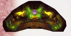 Starlight Temple Weapon Shop (Interior)