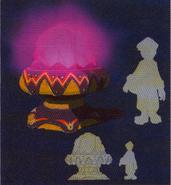 Luna Stone Light