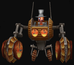 Clock Knight