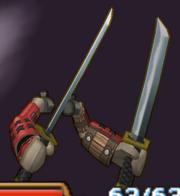 Samurai Arm