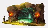 Starlight Canyon - Healing Fountain