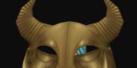 Masked Tribesman