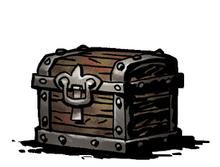 Unlocked strongbox