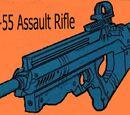 AR-55 Assault Rifle