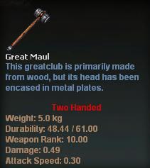 Great Maul