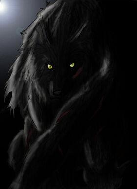 Werewolf by Ginasa