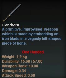 Ironthorn