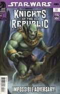 Star Wars Knights of the Old Republic Vol 1 41