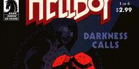 Hellboy: Darkness Calls Vol 1 1