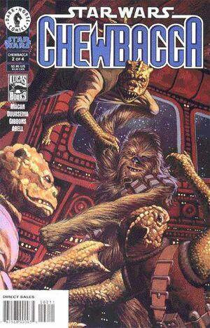 Star Wars Chewbacca Vol 1 2