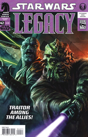 Star Wars Legacy Vol 1 42