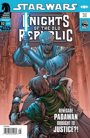 Star Wars Knights of the Old Republic Vol 1 32