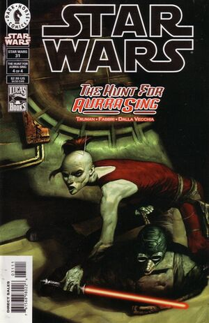 Star Wars Republic Vol 1 31