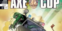 Axe Cop: Bad Guy Earth Vol 1