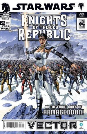 Star Wars Knights of the Old Republic Vol 1 28
