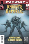 Star Wars Knights of the Old Republic Vol 1 4