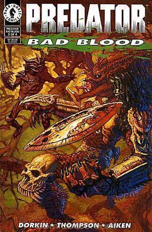 Predator Bad Blood Vol 1 3