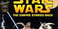 Classic Star Wars: The Empire Strikes Back Vol 1