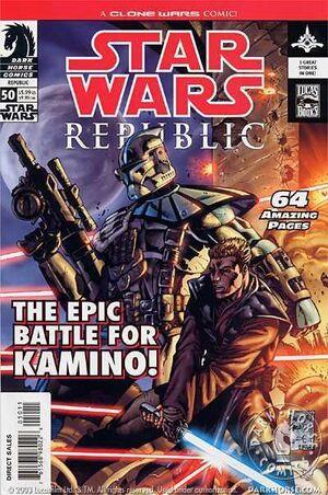 Star Wars Republic Vol 1 50