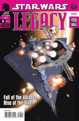 Star Wars Legacy Vol 1 8