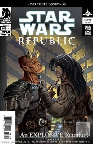 Star Wars Republic Vol 1 82