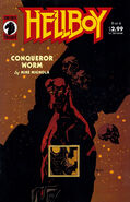 Hellboy Conqueror Worm Vol 1 3