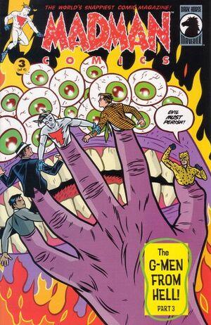 Madman Comics 19