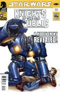 Star Wars Knights of the Old Republic Vol 1 38