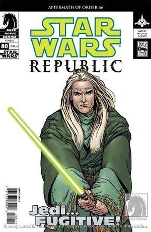 Star Wars Republic Vol 1 80