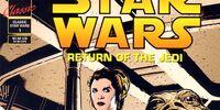 Classic Star Wars: Return of the Jedi Vol 1