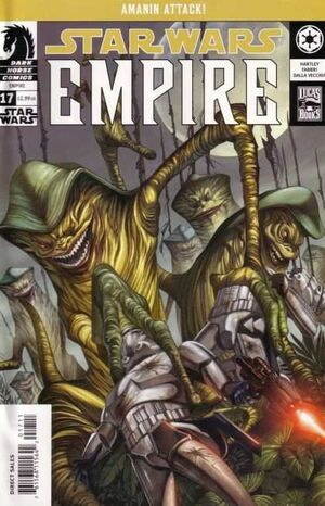 Star Wars Empire Vol 1 17