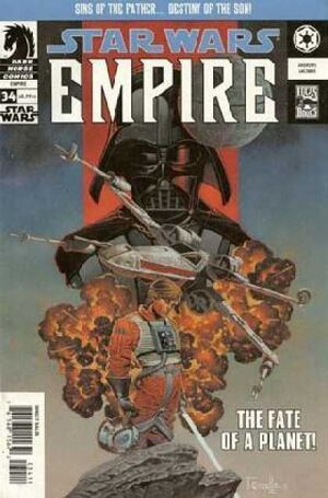 Star Wars Empire Vol 1 34
