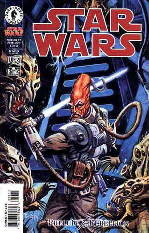 Star Wars Republic Vol 1 4